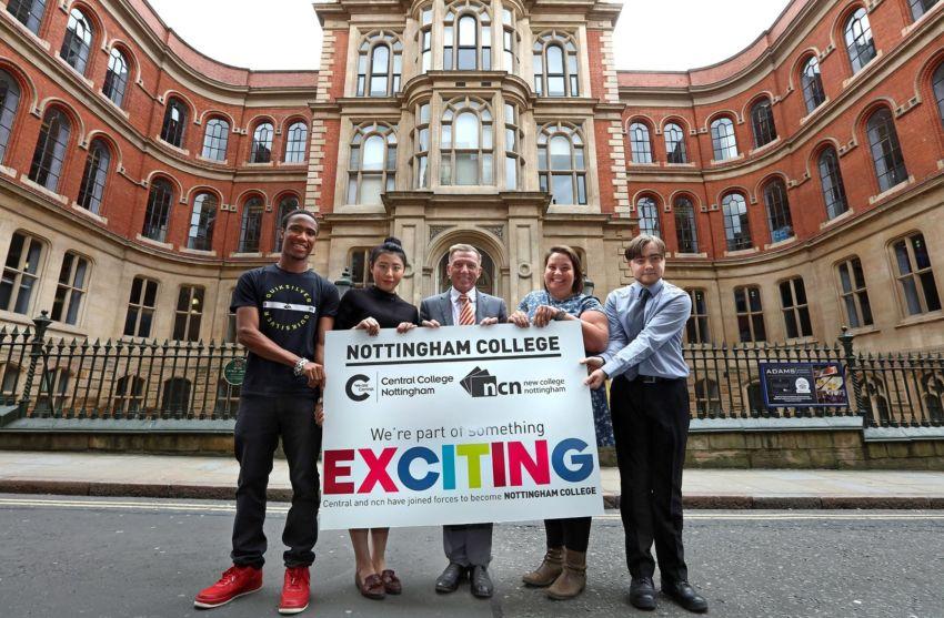 Nottingham College Pr 6